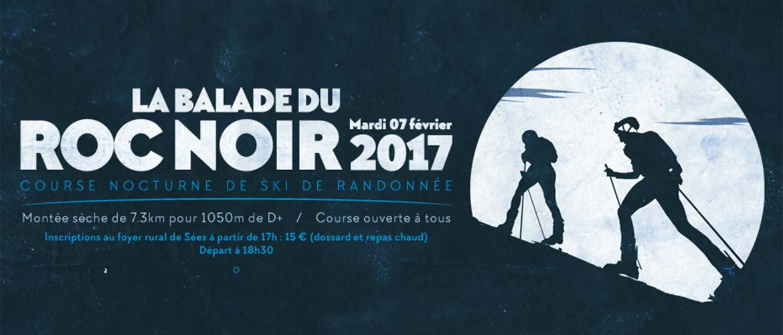 Balade du Roc Noir : course de ski alpinisme