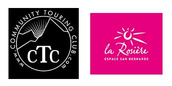 Logo Community TOuring Club - La Rosière
